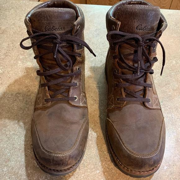 Shoes | Mens Cabela Work Boots | Poshmark